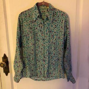 Christian Dior vintage blouse